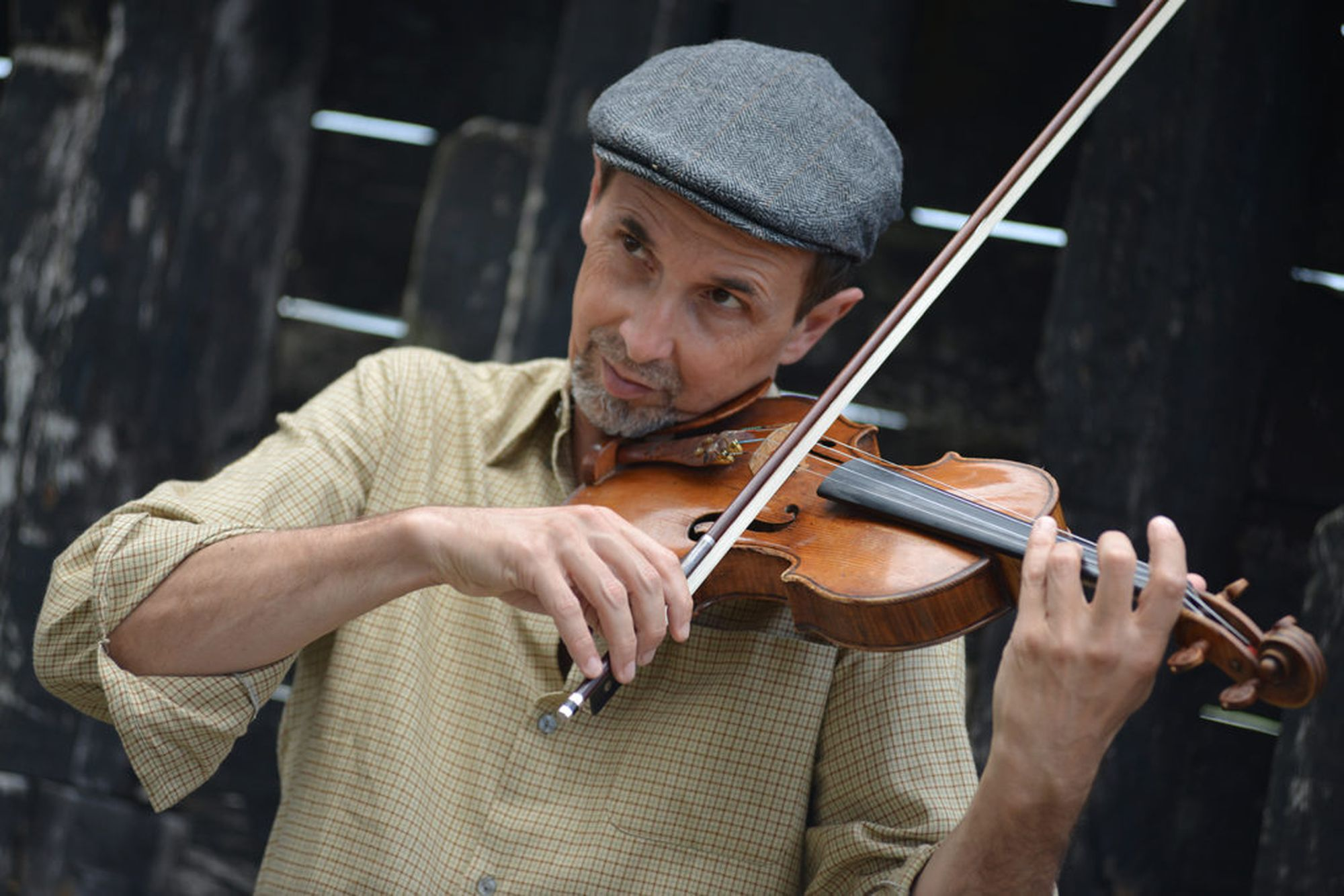 Gilles Apap, violon / Orchestre du Festival : Shirly Laub, direction