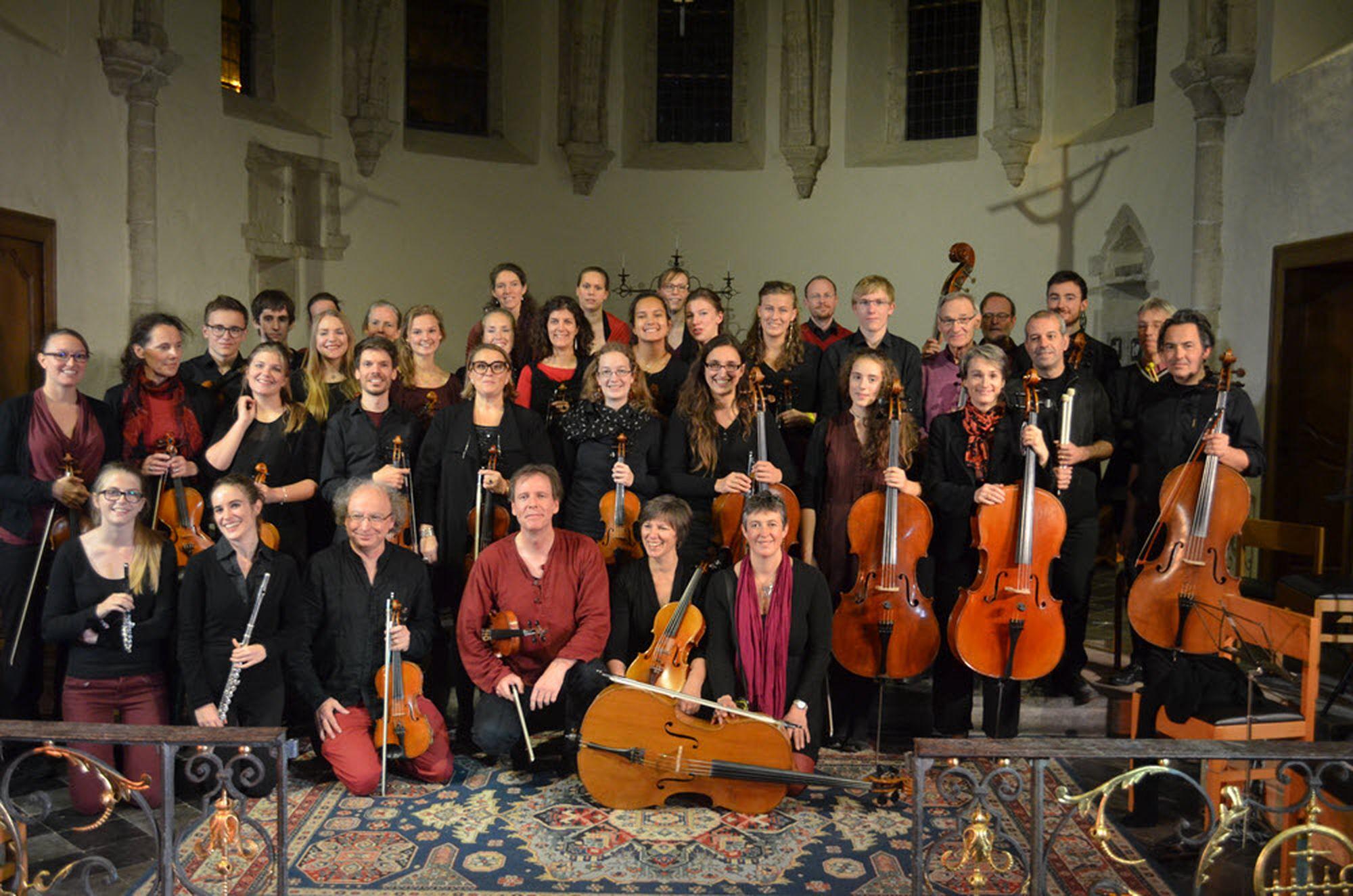 Orchestre de chambre de la Néthen