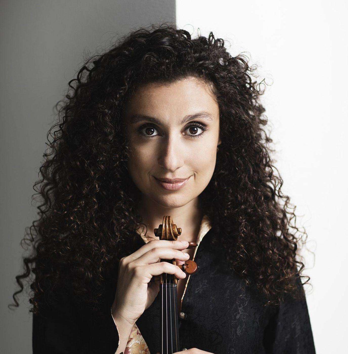 Chouchane Siranossian, violon & Kristian Bezuidenhout, pianoforte
