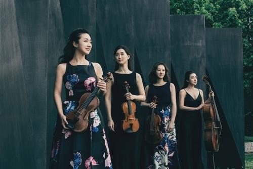 Quatuor Esmé & Chi-Ho Han