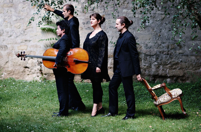 Quatuor Cambini - Paris