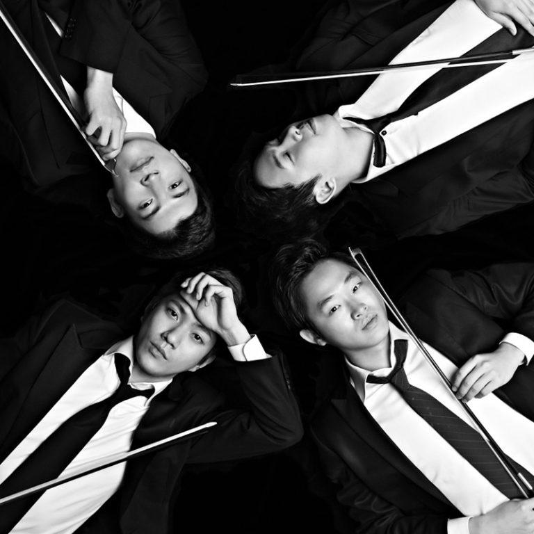Novus String Quartet 1 - 2021