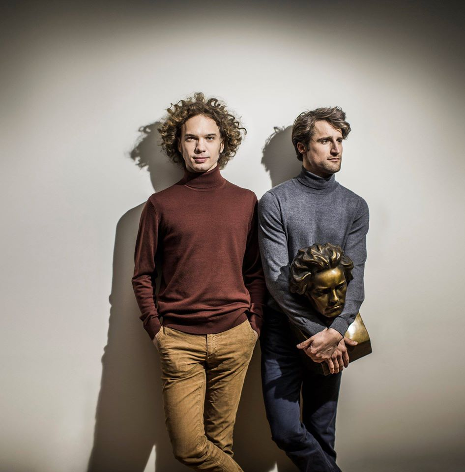 Lorenzo Gatto & Julien Libeer