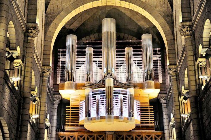 Visites et concerts - Manufacture d'orgues Thomas