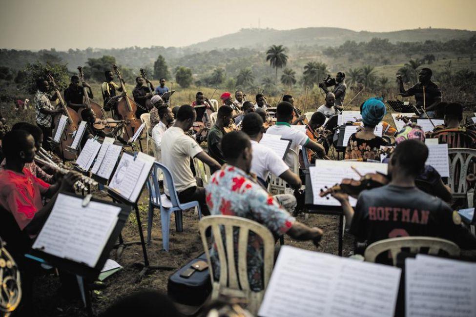 Orchestre symphonique kimbanguiste de Kinshasa
