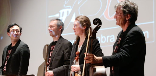 Emmanuel Bigand & le Rolling String Quartet