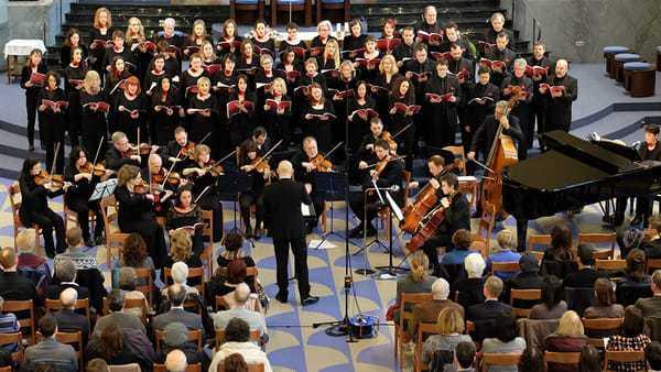 L'Orchestre Estro Armonico & le Choeur de Chambre Appassionato
