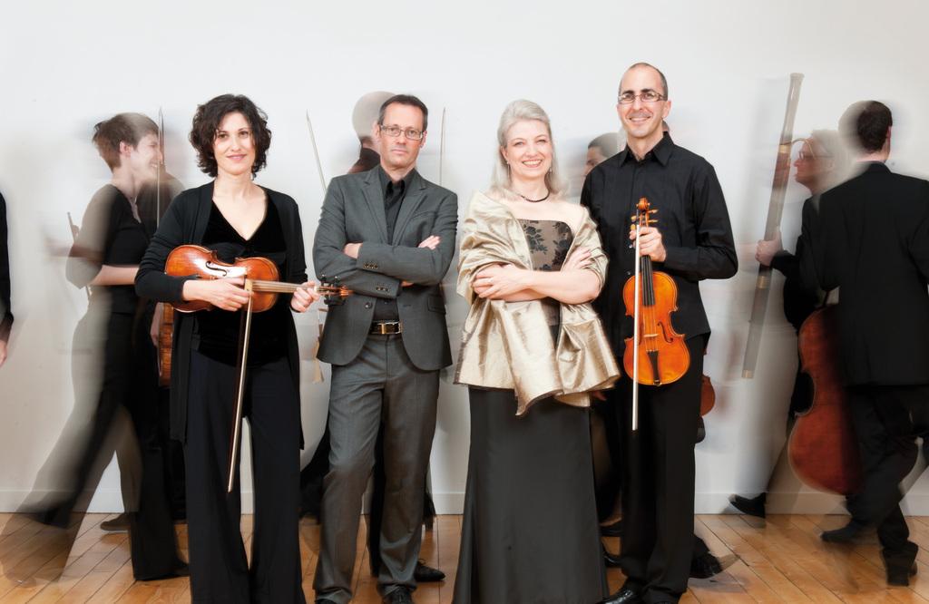 Solistes du Chœur de Chambre de Namur & Concerto Soave