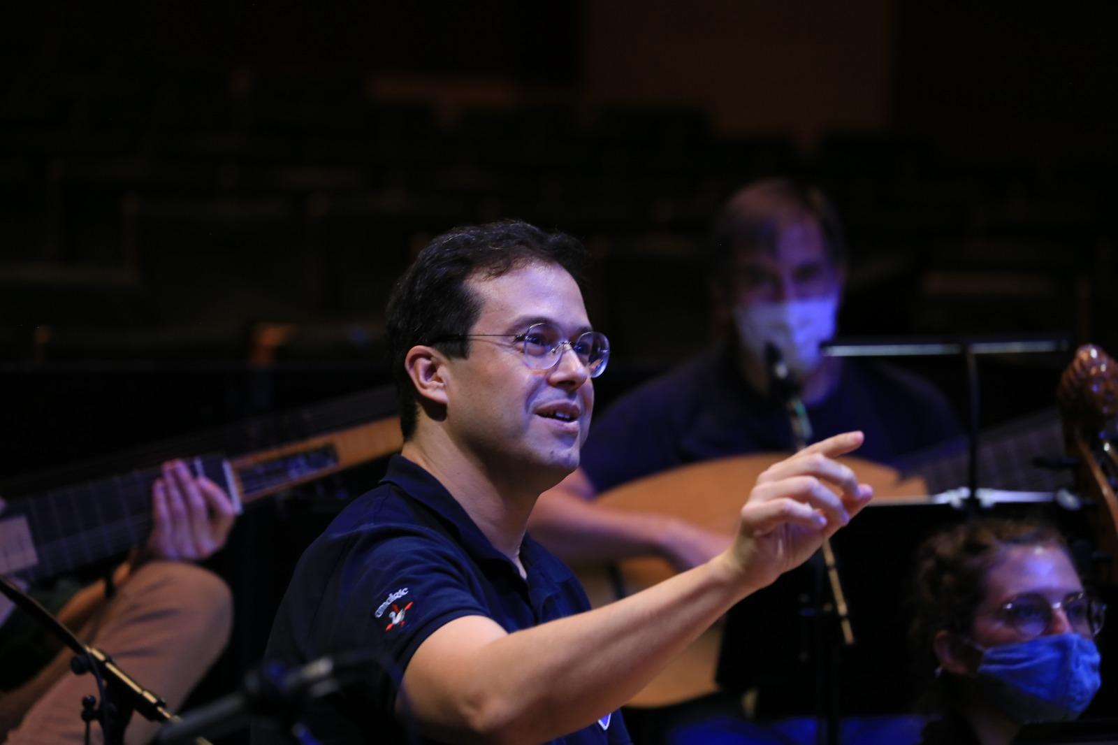 William Sabatier, Mariana Flores, Diego Flores, la Cappella Mediterranea & Leonardo García Alarcón