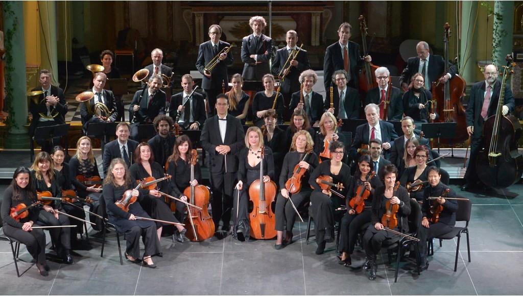 Chœur de Chambre de Namur, Millenium Orchestra & Leonardo García Alarcón