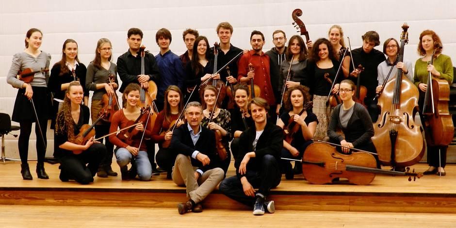 Young Belgian Strings