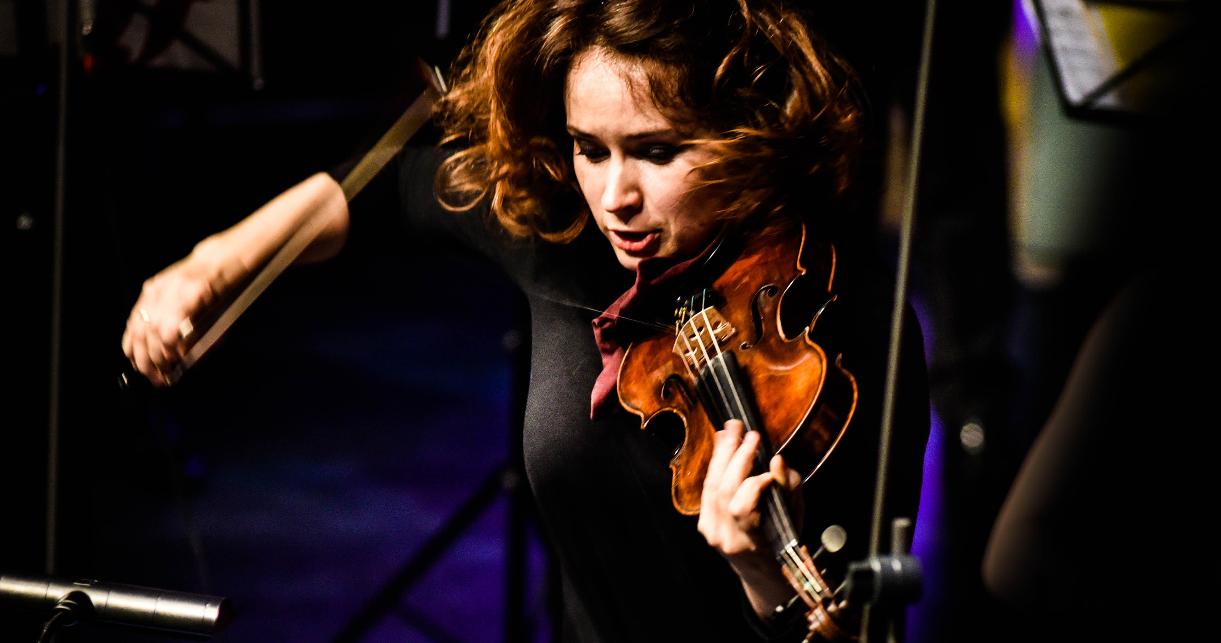 Belgian National Orchestra & Patricia Kopatchinskaja