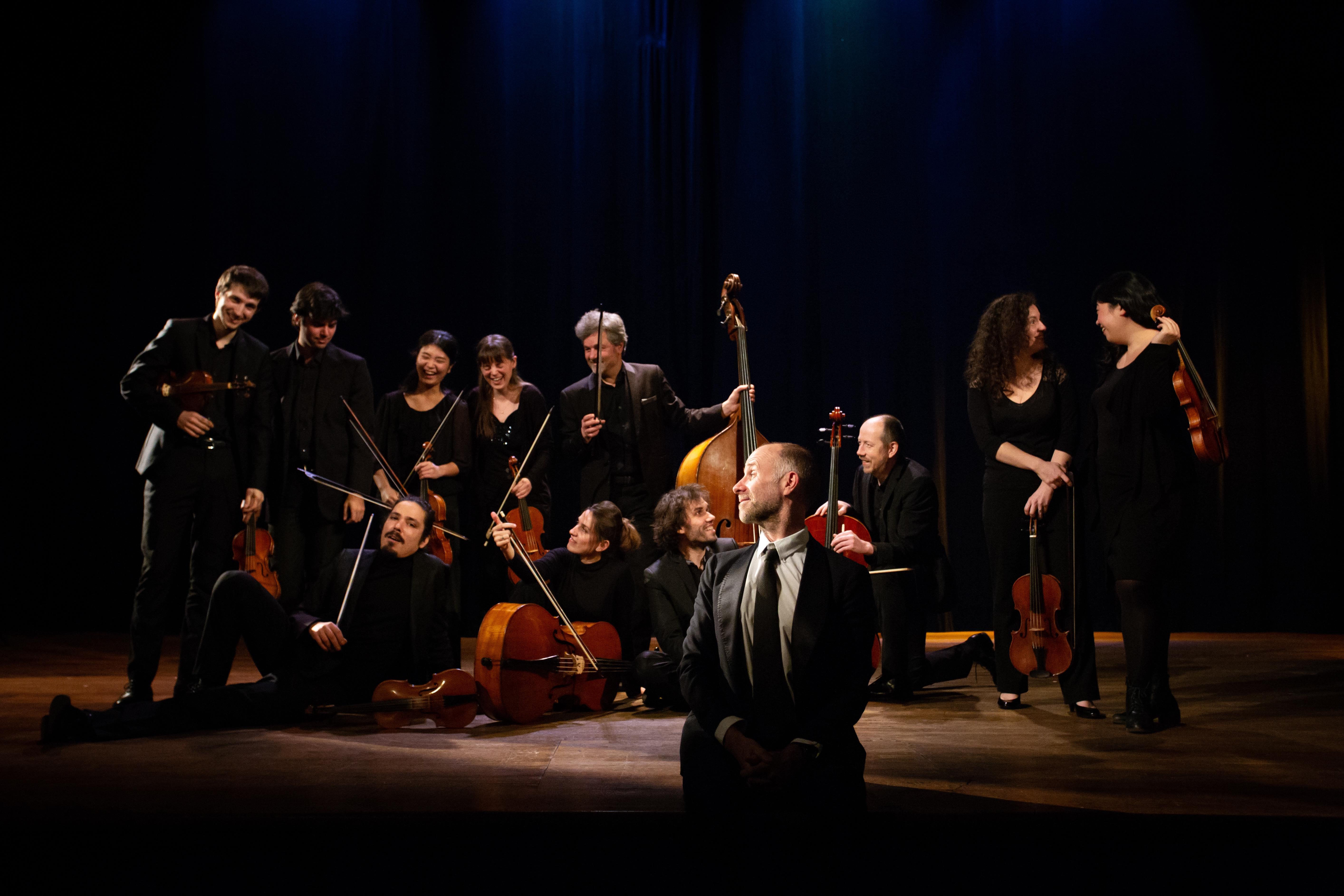 Sophie Junker, Le Concert de l'Hostel Dieu & Frank-Emmanuel Comte