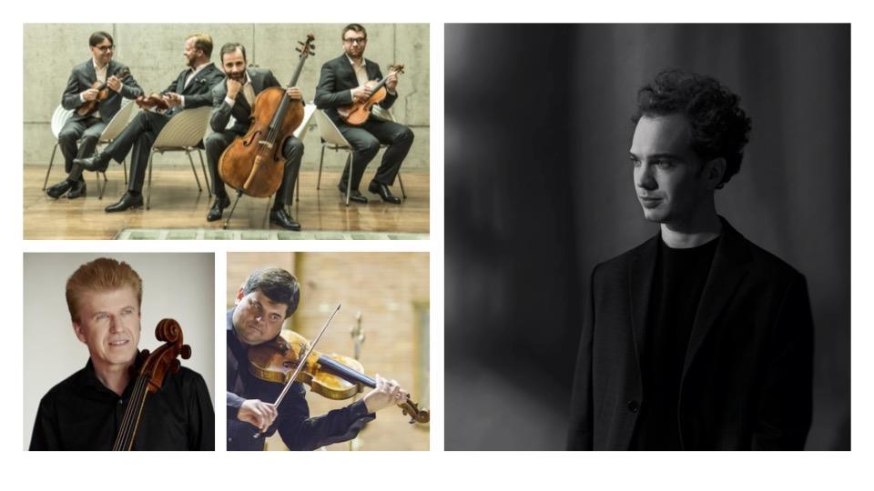Quatuor Zemlinsky 2021 - 2
