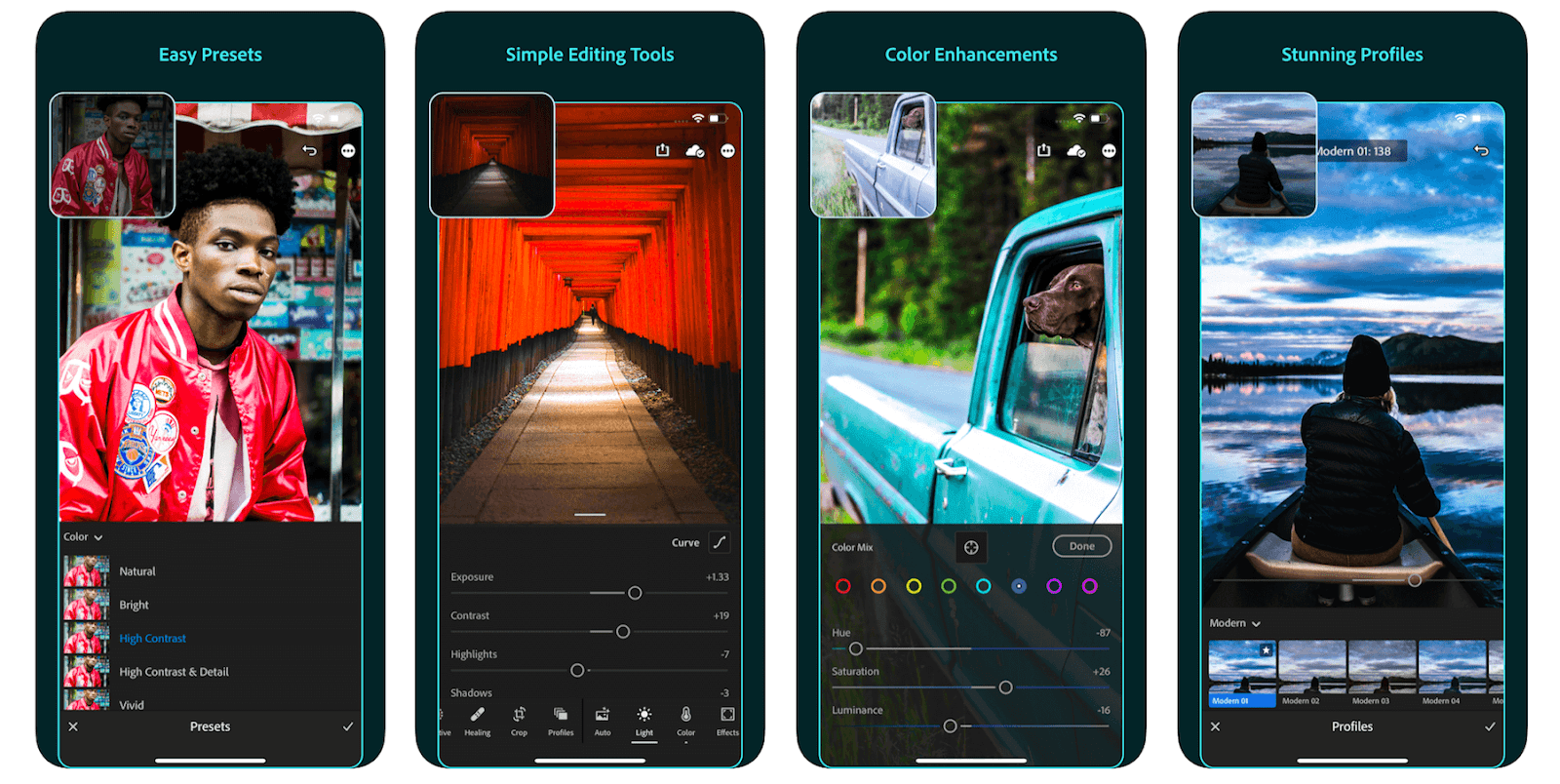 iPhone Photo Editing App for Small Buisness