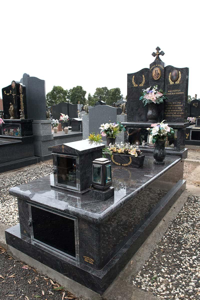 single monuments Melbourne/single cemetery monuments Melbourne