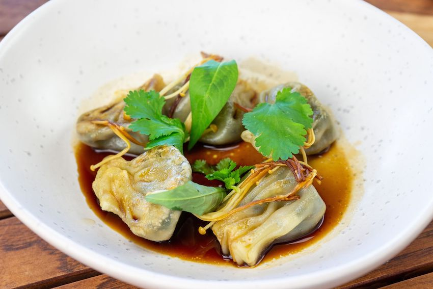 Pork, Prawn and Chive Dumpling (6pieces) (DF)