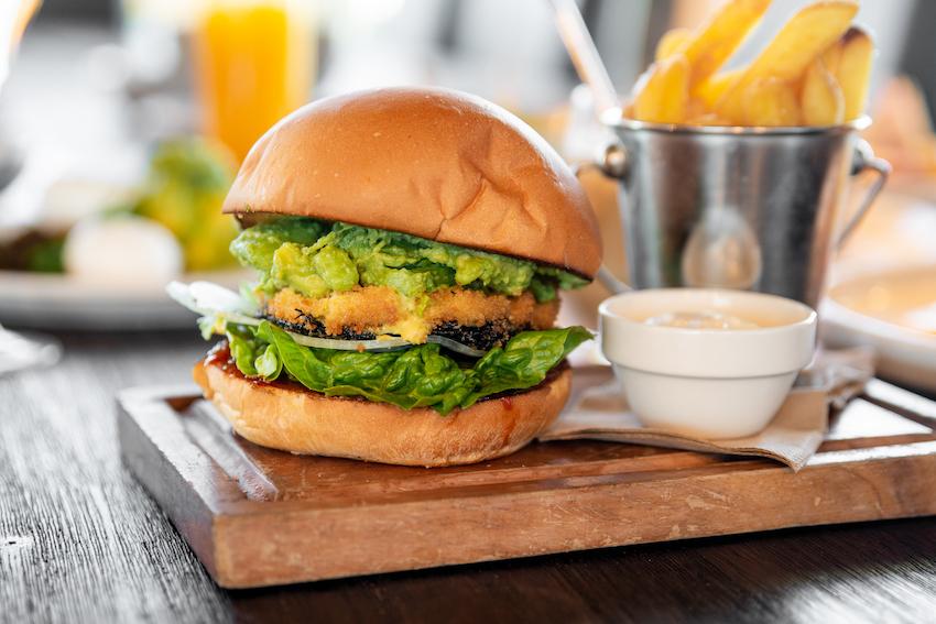 Portobello Burger (VO)