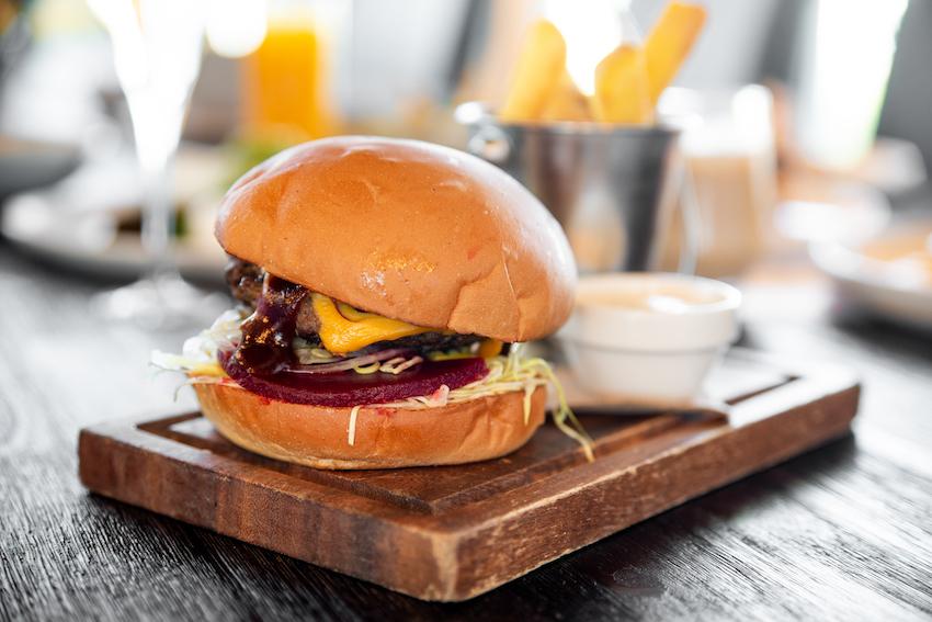 Beef Burger (GFO)