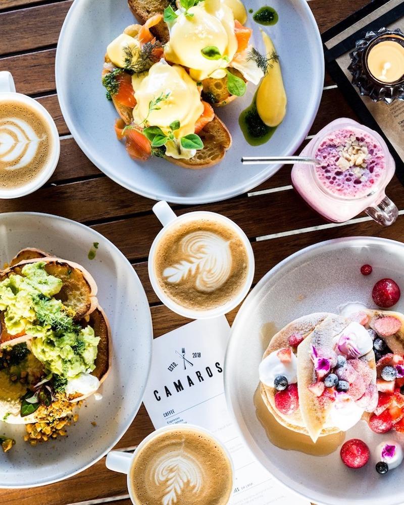 Hamilton, Waikato Cafe and Restaurant