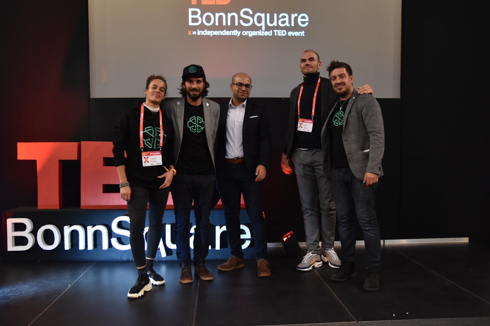 SwissBorg eam Tedx BonnSquare