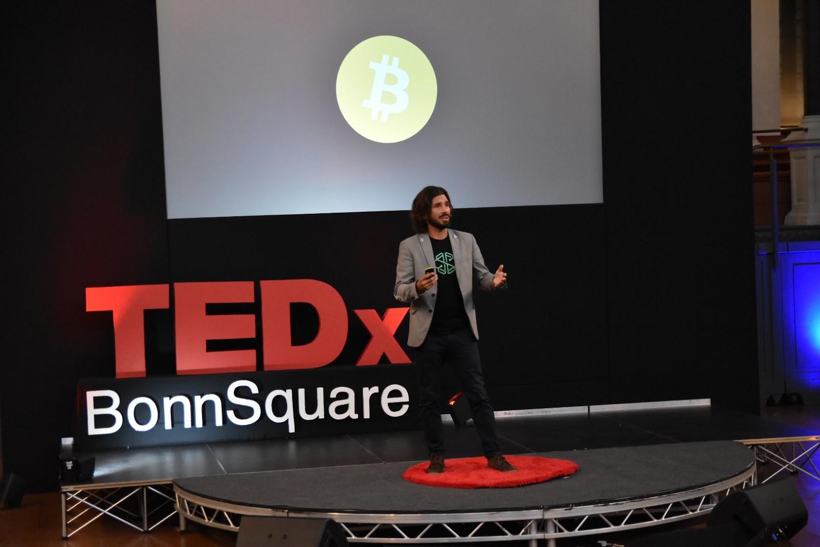 Cyrus Fazel Tedx Bonnsquare