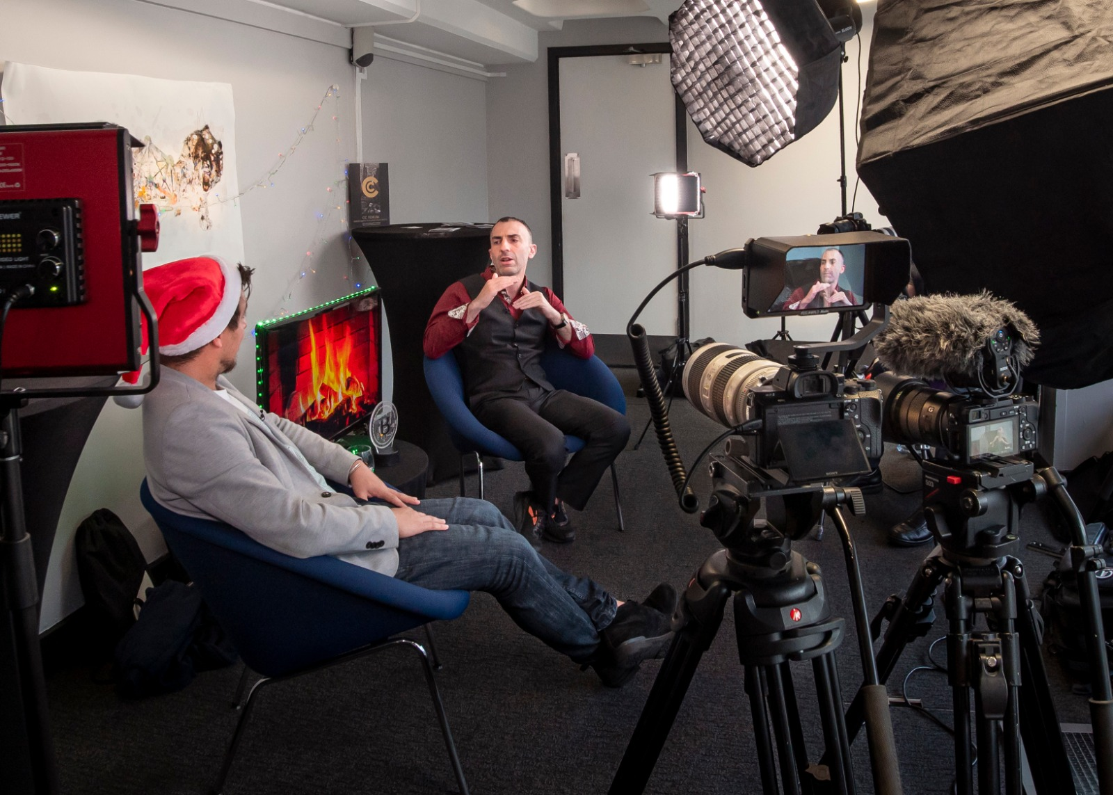 Cryptonites interview with Tone Vays