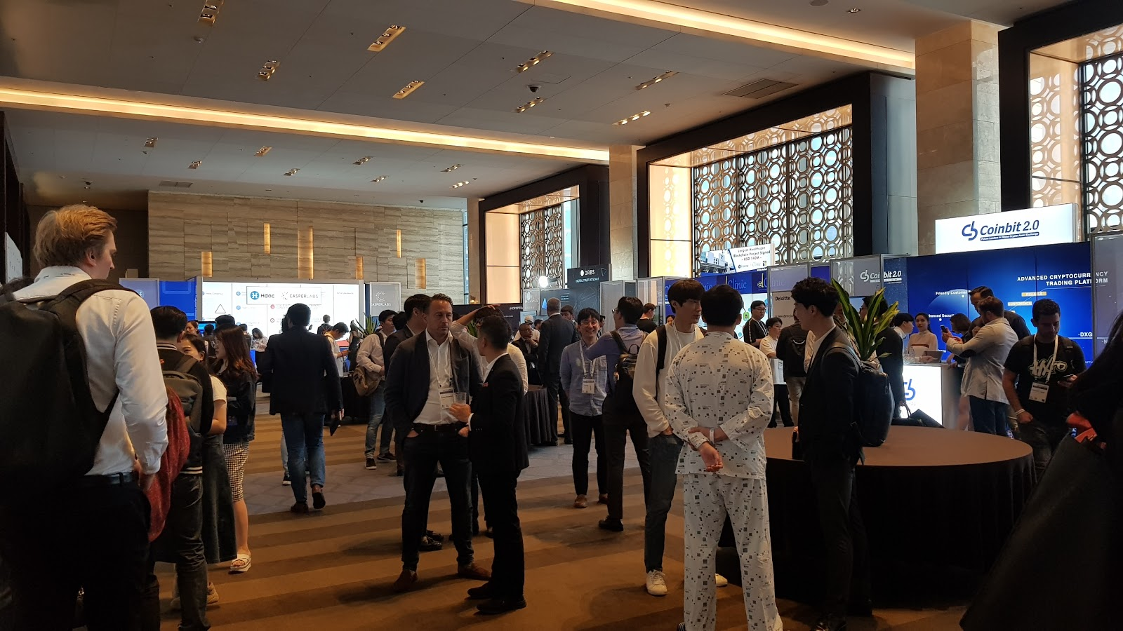 Korea Blockchain Week