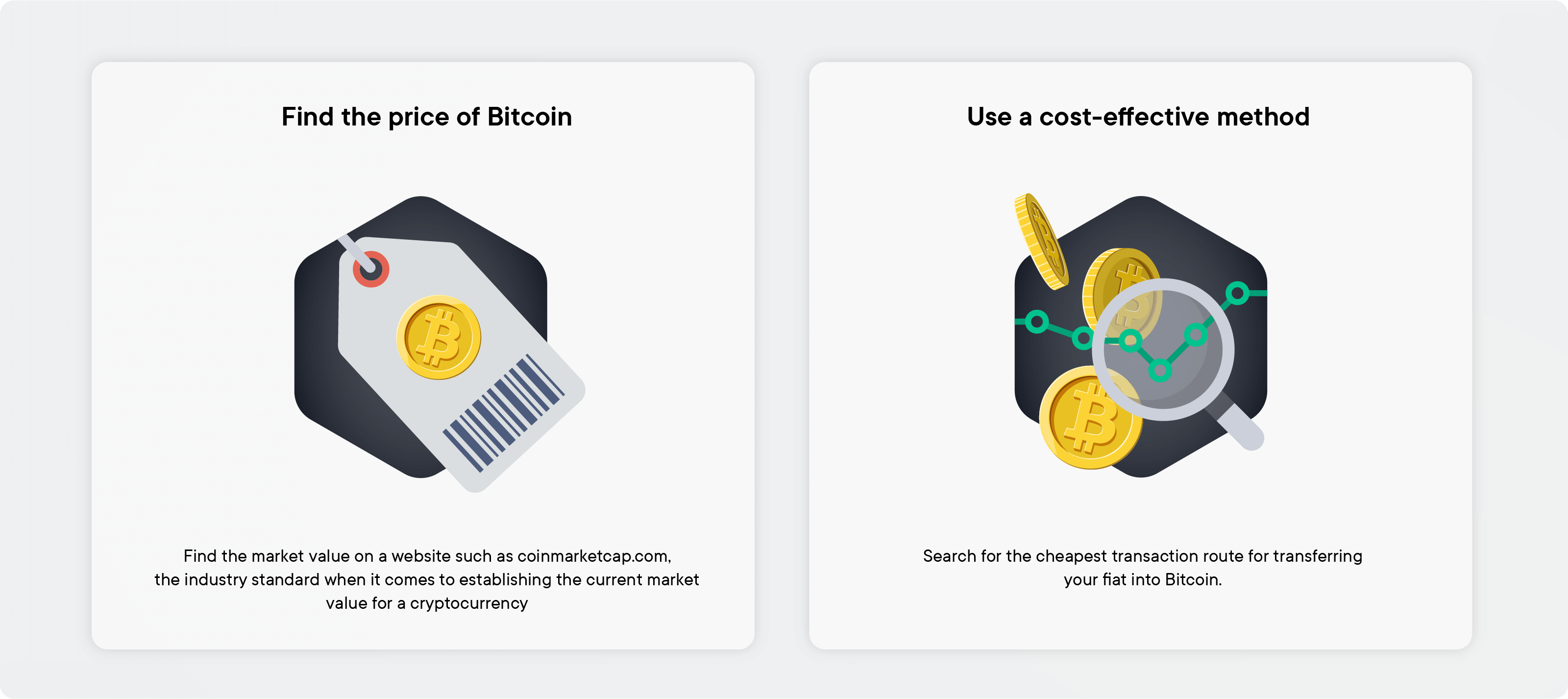 Two fundamental considerations for investing in Bitcoin