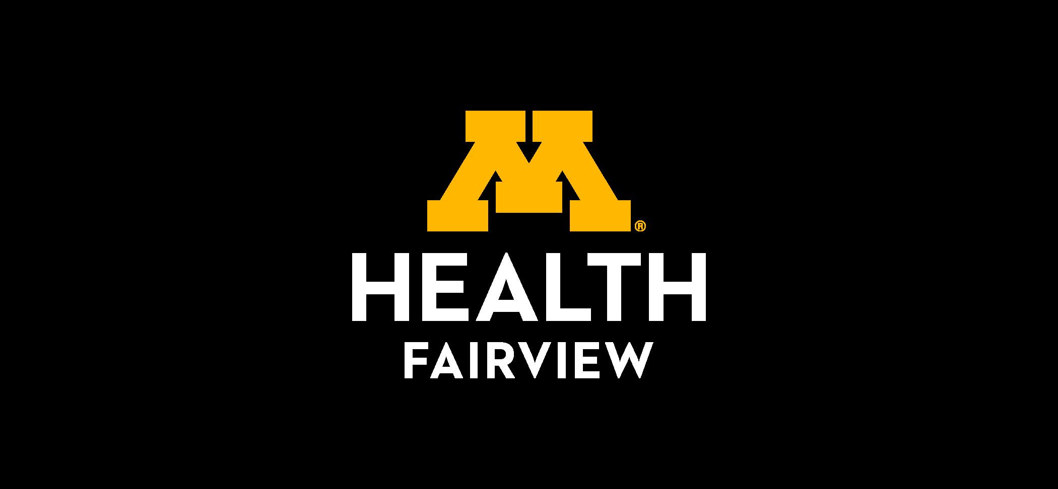 M Health Fairview Logo