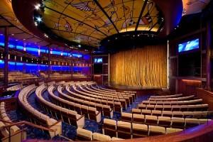 Celebrity Solstice Theatre
