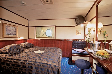 Star Clippers Cabin