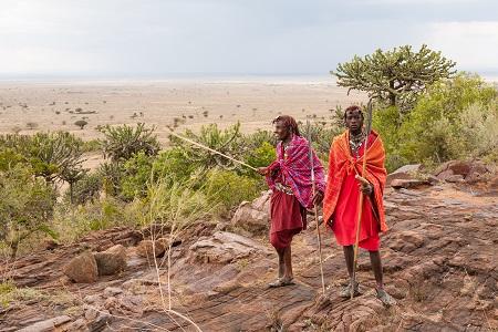 Masai Tribesmen