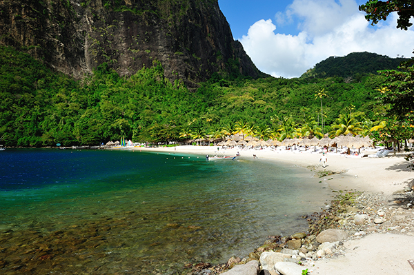 Pitons Bay St Lucia
