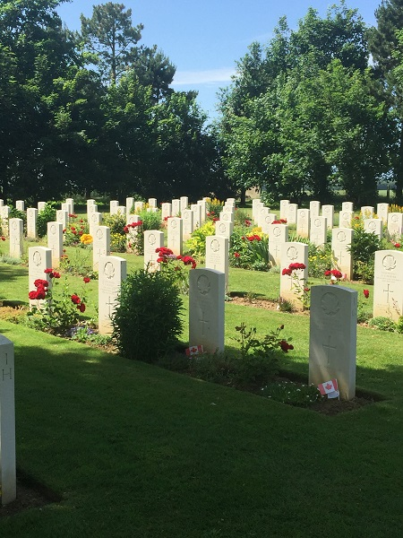 World War II Graves