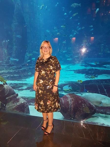 Claire Bradford Aquarium