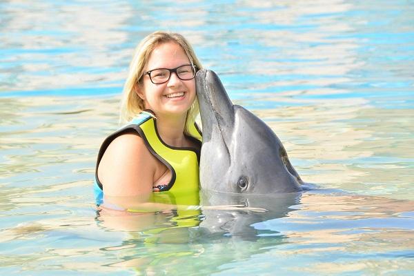 Claire Bradford Dolphin