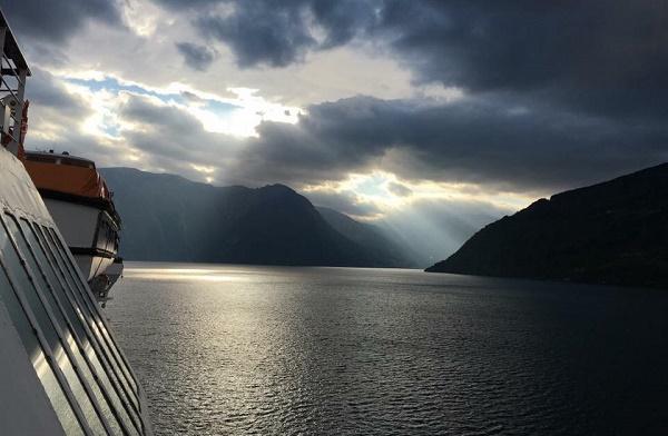 Magellan Fjords