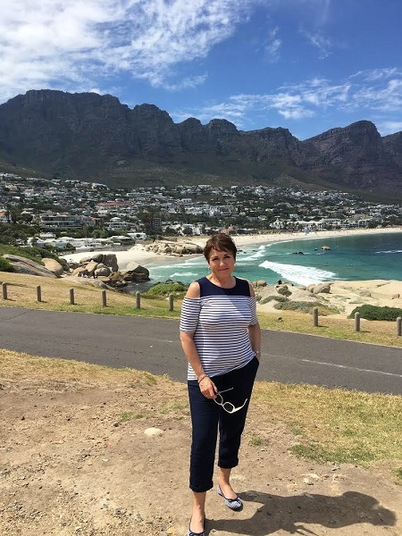 Madeleine Mayes Cape Town