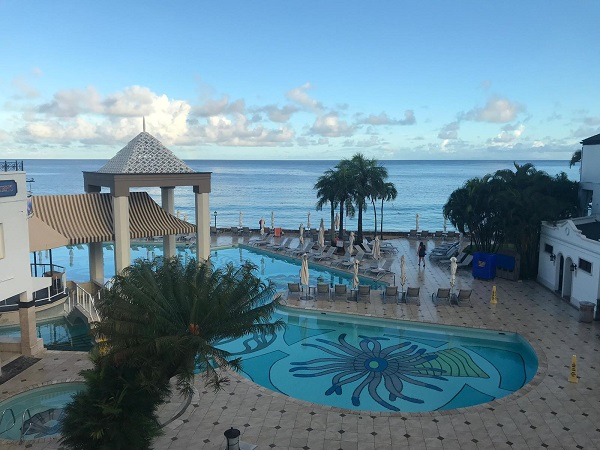 Sandals Regency La Toc Pool