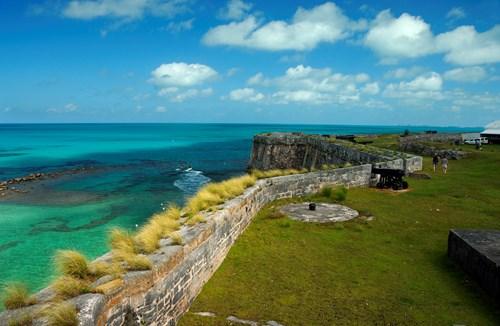Bermuda Naval Dock