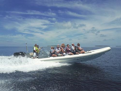 Fred. Olsen RIB Boat