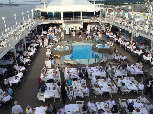 Azamara Journey White Night