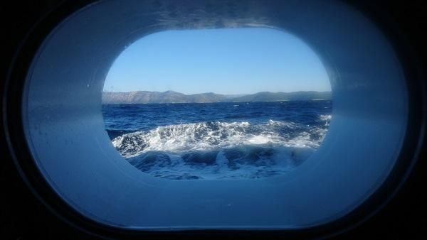 MV Katarina Porthole