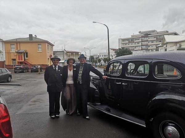 Vintage Car Tour