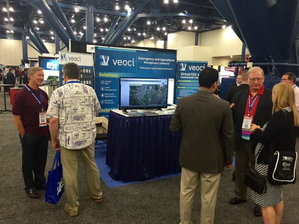 Veoci's Success at the American Association of Airport Executives (AAAE) Conference