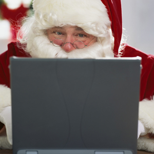 Cloud-based Solution a Natural for Santa