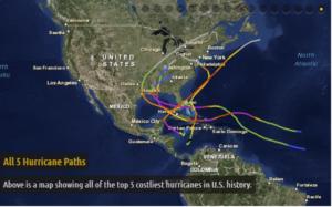 Hurricane Season: Preparation and looking back at the costliest U.S. hurricanes