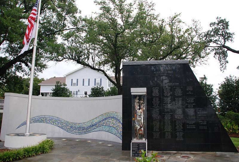 Hurricane Katrina Memorial | Katrina Response