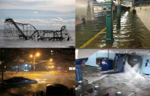 Images of Hurricane Sandy Damage in NY / NJ